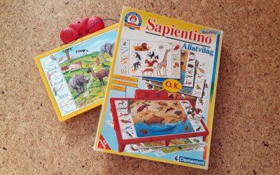 Sapientino Állatvilág – ellenőrizd a tudásod