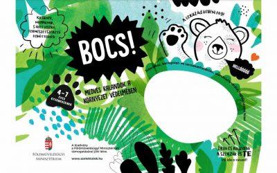 BOCS! Medvés kalandok a környezet védelmében