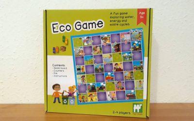 Eco Game – környezetvédelmi társasjáték