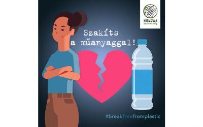 Szakíts a műanyaggal! – kezdj te is műanyagböjtbe