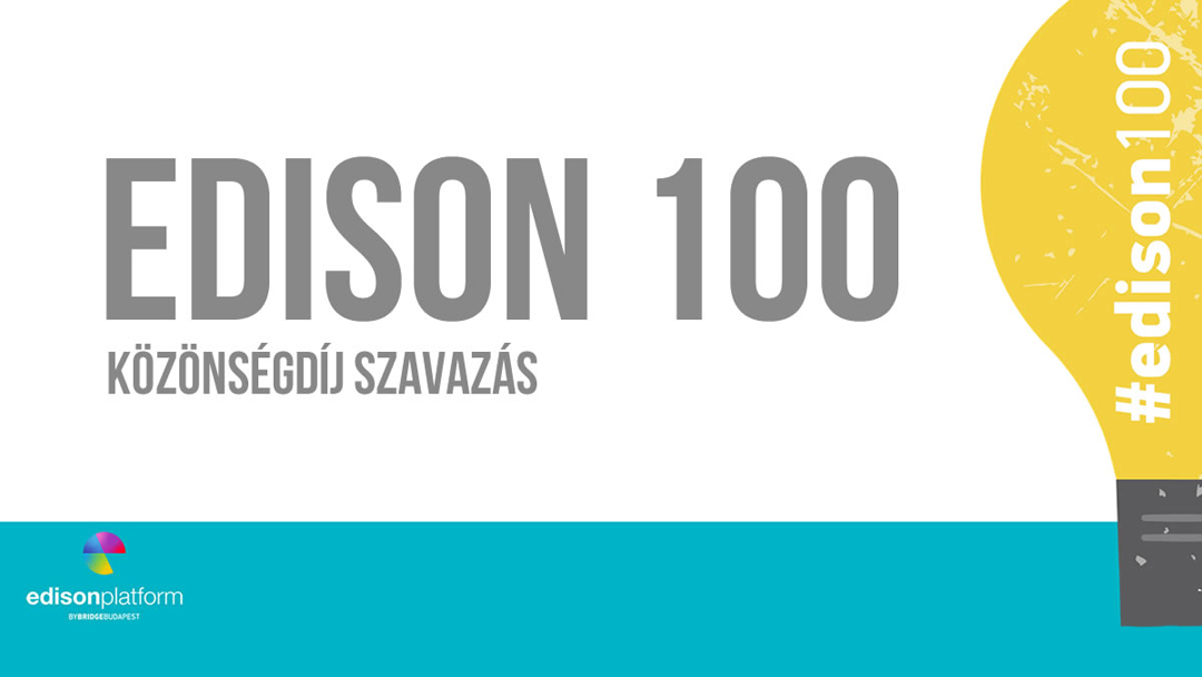 Edison 100 – 2021: Szavazz, ki kapja a közönségdíjat!